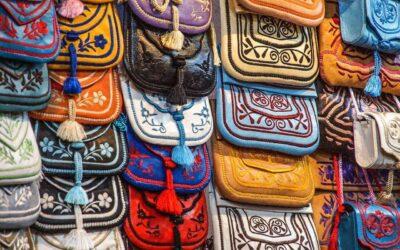 La artesanía de Marruecos