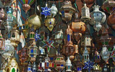 Fiestas típicas en Marruecos